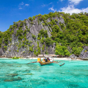 D'île en île individuellement aux Philippines de Manille: Palawan tropical dream