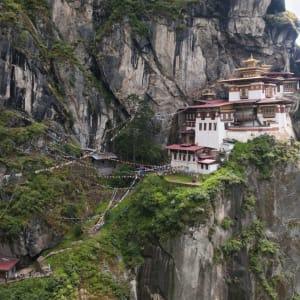 Découverte active du Bhoutan de Paro: Paro Tigers Nest Monastery