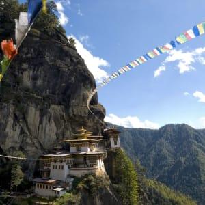 Au pays du Dragon tonnerre de Paro: Paro Tigers Nest Monastery