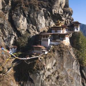 Bhutan - Land und Legenden ab Paro: Paro Tigers Nest Monastery