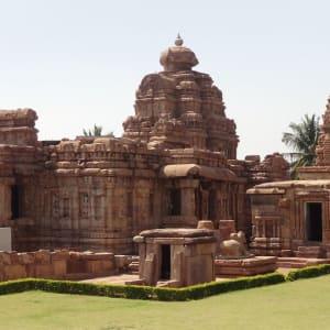 Trésors culturels du Karnataka de Bengaluru: Pattadakal: historic temple