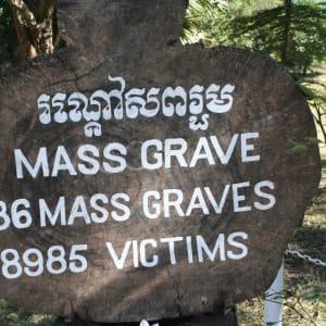 Tuol Sleng & Killing Fields in Phnom Penh: Phnom Penh Killing Fields