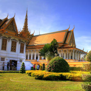 Good Morning Phnom Penh: Phnom Penh Royal Palace