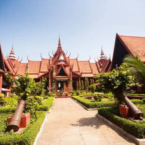 Tour de ville Phnom Penh: Phnom Penh The National Museum of Cambodia (Sala Rachana)