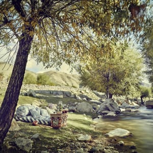 Ladakh luxuriös ab Leh: picnic warlia