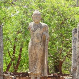 Les hauts lieux du Sri Lanka de Colombo: Polonnaruwa