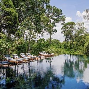 Shinta Mani Wild – Forfait aventure de luxe de Phnom Penh: Pool 02
