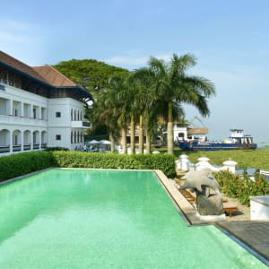 Brunton Boatyard in Kochi: