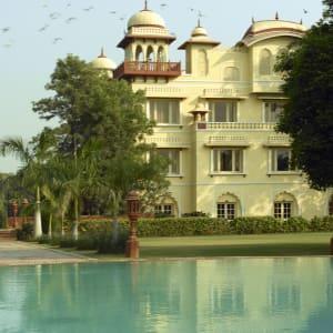 Jai Mahal Palace in Jaipur: