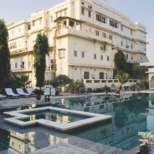 Samode Haveli in Jaipur: