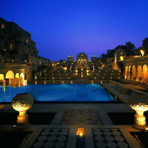 The Oberoi Amarvilas in Agra: