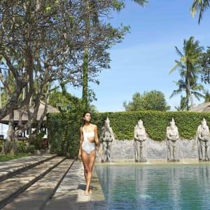 InterContinental Bali Resort à Sud de Bali: Balinese Bath Pool