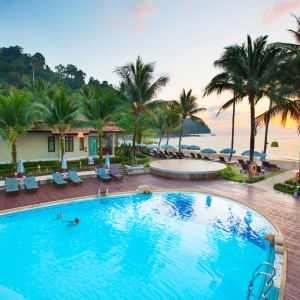 Khao Lak Bayfront Resort: Bayfront Pool