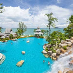Santhiya Koh Yao Yai Resort & Spa à Ko Yao: Beach and Pool