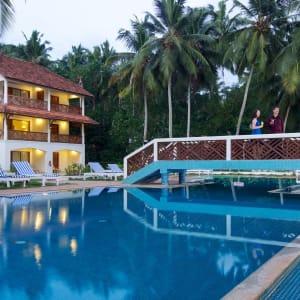 The Travancore Heritage in Kovalam: Beach Grove Pool