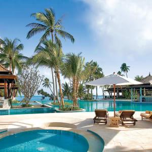 Melati Beach Resort & Spa in Ko Samui: Beach Pool