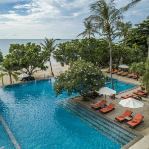 New Star Resort à Ko Samui: Beach & Pool