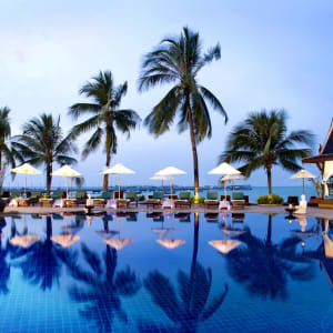 Siam Bayshore in Pattaya: Beach Pool Pavilion