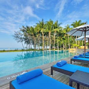 Dusit Thani Krabi Beach Resort: Coco Vida Pool