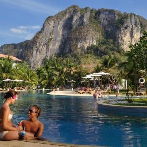Aonang Villa in Krabi: Coral Pool