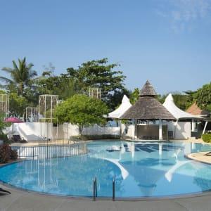 Aonang Villa in Krabi: Dolphin Pool