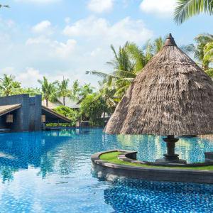The St. Regis Bali Resort in Südbali: Expansive Salt Water Lagoon