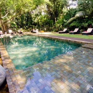 The Wallawwa in Colombo: Gardens & Pool