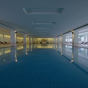 Silks Place Taroko:  Indoor Swimming Pool