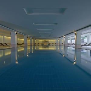 Silks Place Taroko: Indoor Swimming Pool