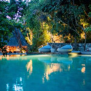 Bawah Reserve: Infinity Pool