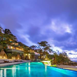 The Shore at Katathani à Phuket: Infinity Pool