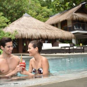 El Nido Resorts Pangulasian Island in Palawan: Kalaw Villa Pool
