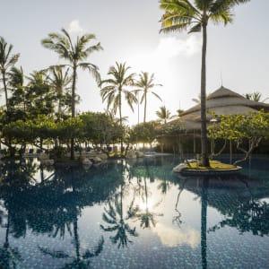 Nusa Dua Beach Hotel & Spa à Sud de Bali: Lagoon Pool