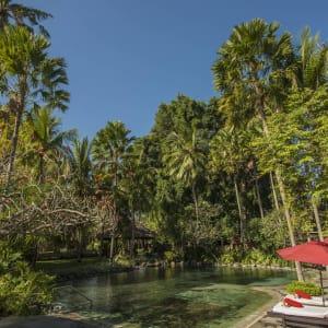Segara Village in Südbali: Lobby Pool