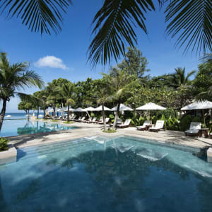 Layana Resort & Spa in Ko Lanta: Main Infinity Pool