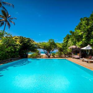Aditya Resort à Hikkaduwa: Main Pool