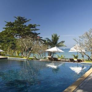 Le Vimarn Cottages & Spa in Ko Samed: Main Pool