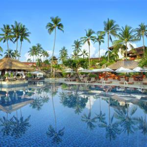 Nusa Dua Beach Hotel & Spa à Sud de Bali: Main Pool