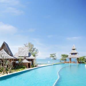 Santhiya Koh Yao Yai Resort & Spa à Ko Yao: Main Pool