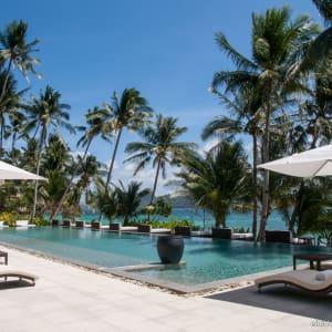 El Nido Resorts Pangulasian Island in Palawan: Main Pool