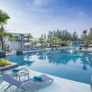The Waters Khao Lak by Katathani: Main Pool
