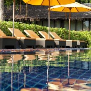 Zeavola Resort in Ko Phi Phi: Main Pool