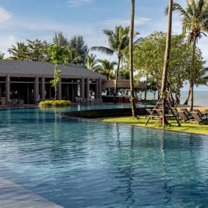 La Flora Khao Lak: Main Swimming Pool