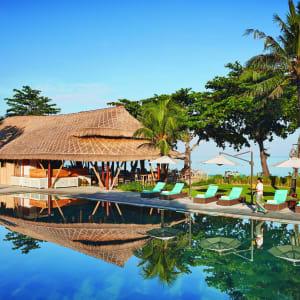 Belmond Jimbaran Puri Bali à Sud de Bali: Main Swimming Pool