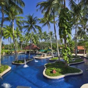 Banyan Tree Phuket: Main Swimming pool overall