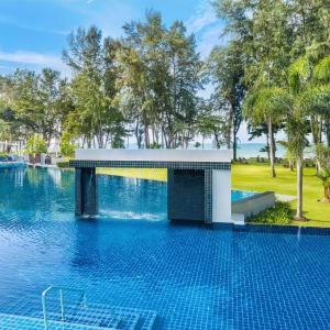 Dusit Thani Krabi Beach Resort: Malati Pool