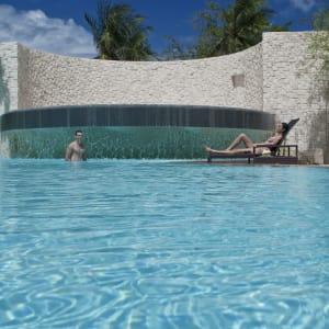 Bluewater Maribago Beach Resort à Cebu: New Allegro Pool