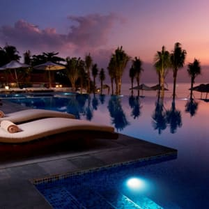 Cassia Cottage in Phu Quoc: New Infinity Pool