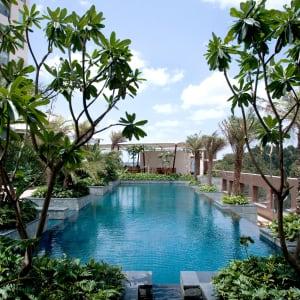 Hyatt Centric MG Road Bangalore à Bengaluru: Outdoor Pool