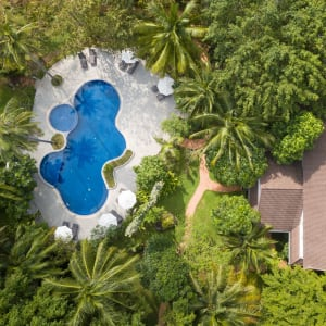 Paradise Beach Resort in Ko Samui: Overview